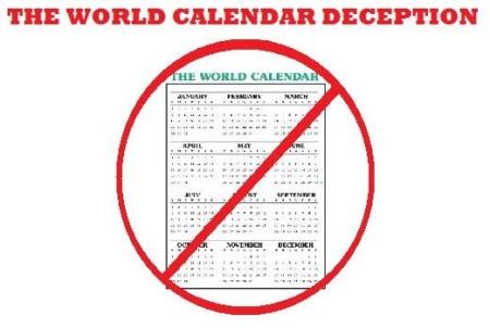 LOUD CRY MINISTRIES - THE WORLD CALENDAR DECEPTION
